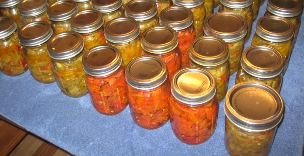 Canning Hatch Chile