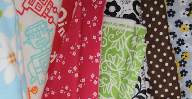 Make Your Own Fabric (Paper) Towels