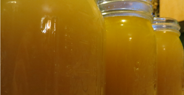 Chicken Stock – Using the Whole Chicken