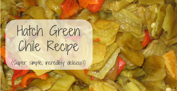 Hatch Green Chile Recipe