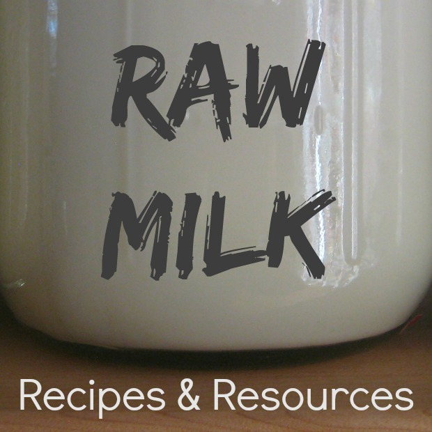 how to make homemade kefir from raw milk