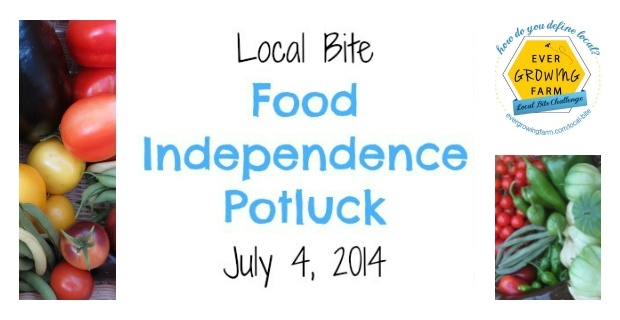 Local Bite Food Independence Potluck