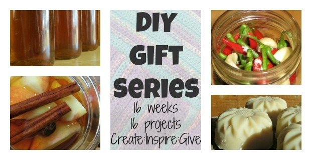 DIY Gift Series – Going With The Flow