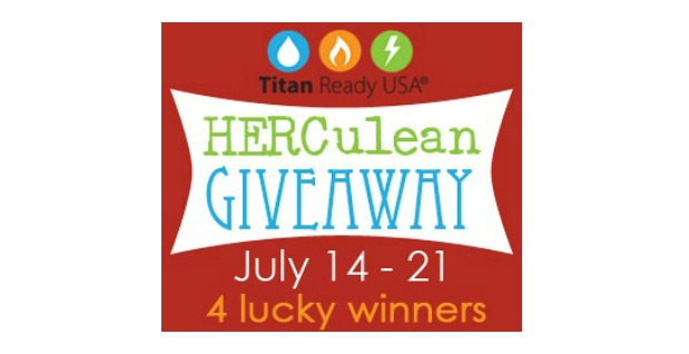Titan Ready Water Giveaway