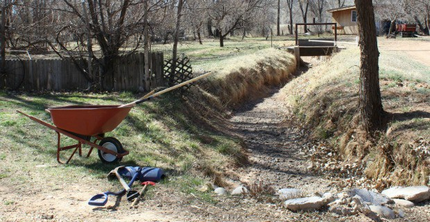 2016 Acequia Clean Up